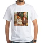 ALICE MEETS THE DUCHESS White T-Shirt