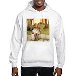 ALICE & THE PIG BABY Hooded Sweatshirt