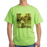 ALICE & THE PIG BABY Green T-Shirt