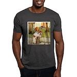 ALICE & THE PIG BABY Dark T-Shirt