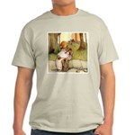 ALICE & THE PIG BABY Light T-Shirt