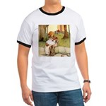 ALICE & THE PIG BABY Ringer T