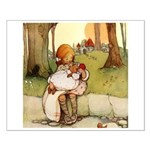 ALICE & THE PIG BABY Small Poster