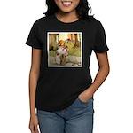ALICE & THE PIG BABY Women's Dark T-Shirt