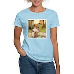 ALICE & THE PIG BABY Women's Light T-Shirt