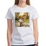 ALICE & THE PIG BABY Women's T-Shirt