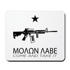 Molon Labe - Come and Take It Mousepad