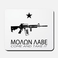 Molon Labe - Come and Take It Mousepad