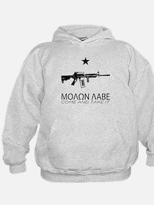Molon Labe - Come and Take It Hoodie