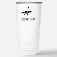 Molon Labe - Come and Take It Travel Mug