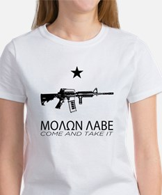 Molon Labe - Come and Take It Women's T-Shirt