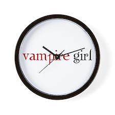 Cute Esme Wall Clock