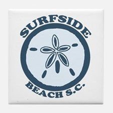 Surfside Beach SC - Sand Dollar Design Tile Coaste