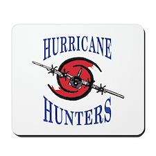 Hurricane Hunter Mousepad