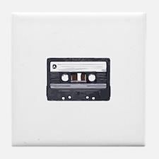 Cassette Envy Tile Coaster