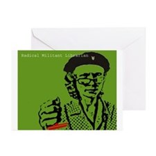 Guerilla Librarian Greeting Cards (Pk of 10)