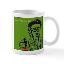 Guerilla Librarian Small Mug