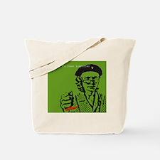 Guerilla Librarian Tote Bag