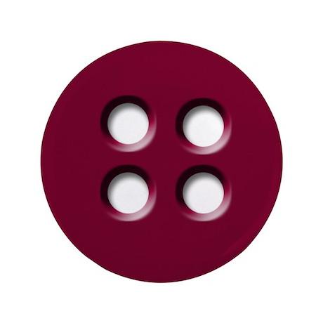 """Cute as a button 3.5"""" Button"""