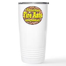 Fire Ants Travel Mug