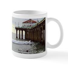 Unique Manhattan beach Mug