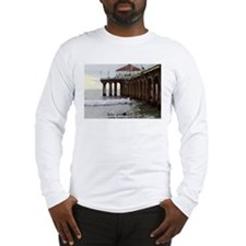 Cute Manhattan beach Long Sleeve T-Shirt