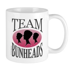 Team Bunheads Mug