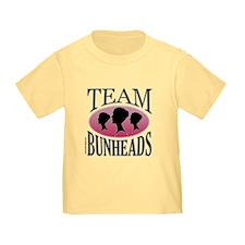 Team Bunheads T