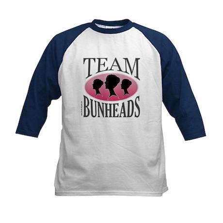 Team Bunheads Kids Baseball Jersey