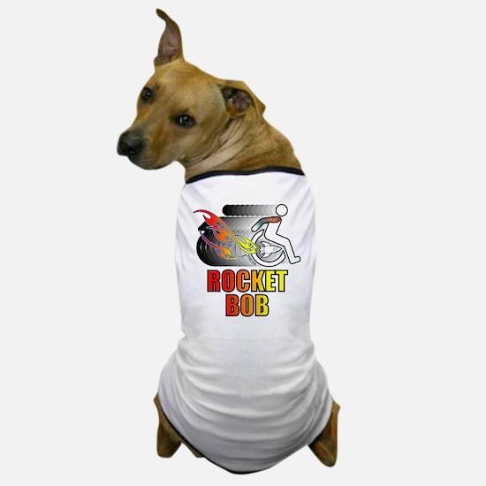 Rocket BoB Dog T-Shirt