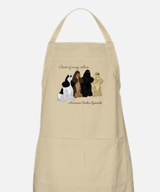 Cocker Colors Apron