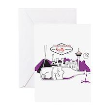 Wino Greeting Card