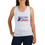 Just Try and Take It Women's Tank Top