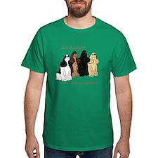 Cocker Values T-Shirt
