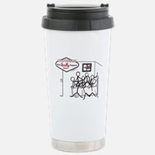 Orgy Stainless Steel Travel Mug