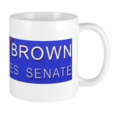 Unique Scott brown Mug