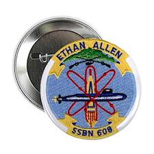 """USS ETHAN ALLEN 2.25"""" Button"""