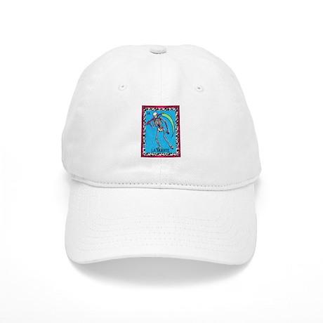 Vintage La Muerte Cap