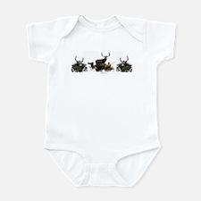 Trophy Buck Infant Bodysuit