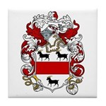 Hanley Coat of Arms Tile Coaster
