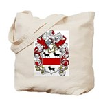 Hanley Coat of Arms Tote Bag