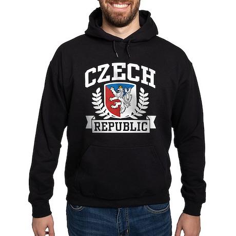Czech Republic Hoodie (dark)