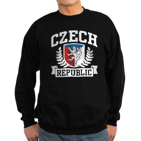 Czech Republic Sweatshirt (dark)