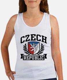 Czech Republic Women's Tank Top