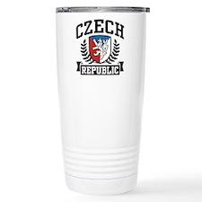 Czech Republic Travel Mug