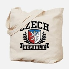 Czech Republic Tote Bag