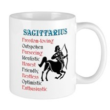 Sagittarius Small Mug