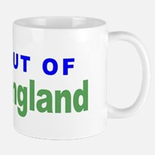 U.S. Out of New England Mug