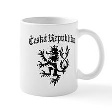 Ceska Republika Small Mug