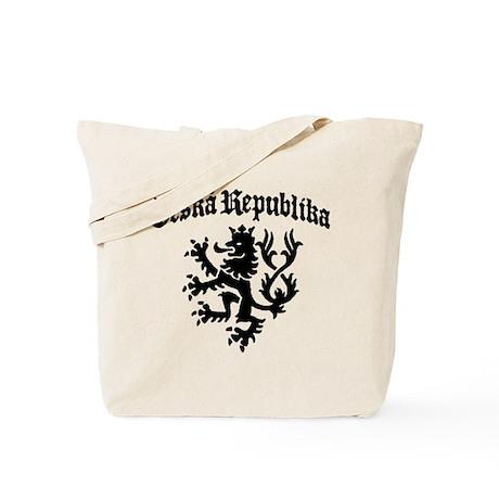 Ceska Republika Tote Bag